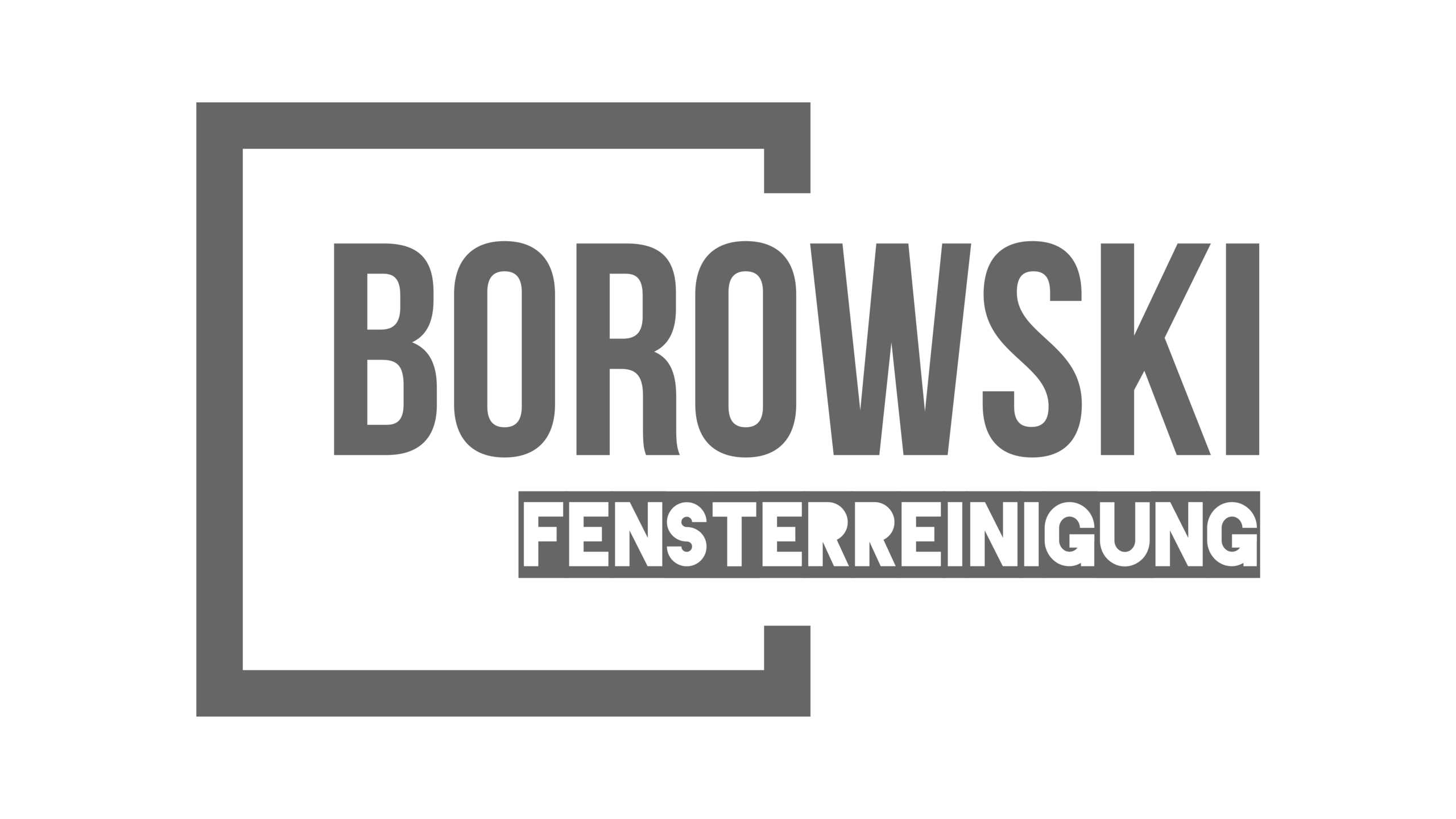 Borowski Fensterreinigung Hamburg