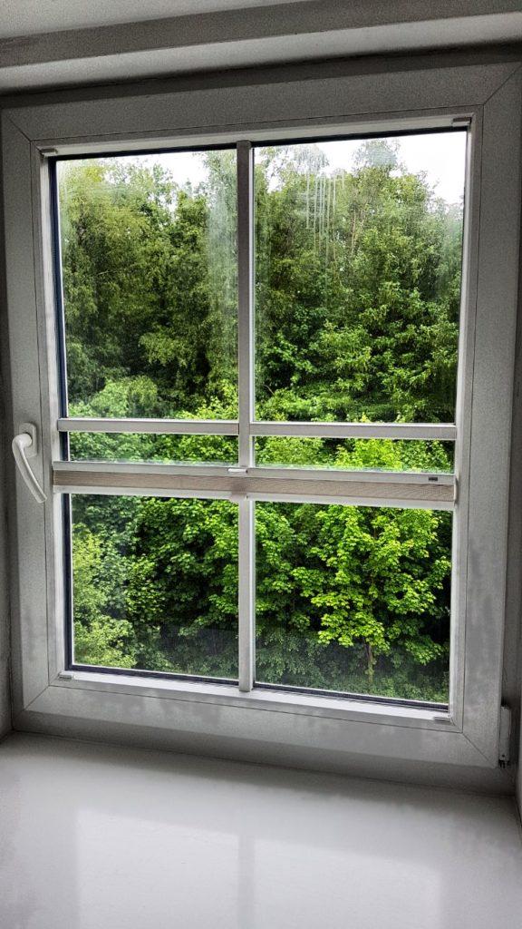 Vorher Fensterreiniger in Hamburg